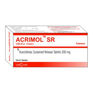 ACRIMOL SR 200