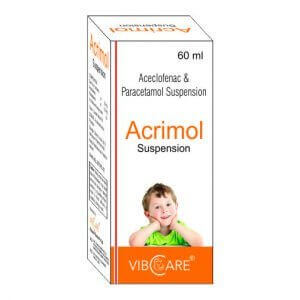 ACRIMOL SUSPENSION