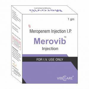 Meropenem Injection I.P.