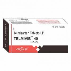 Telmisartan Tablets I.P.