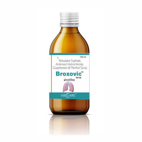 broxovic cough syrup