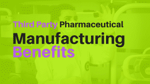 third party manufacturing benfits