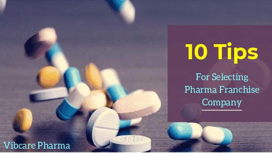 10 tips pharma franchise company
