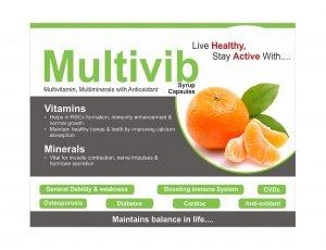 Visual Aid multivib