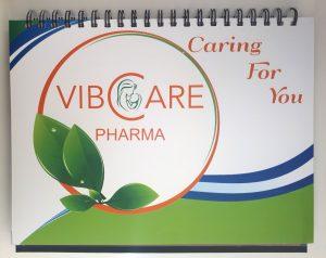 front pharma visual aid design