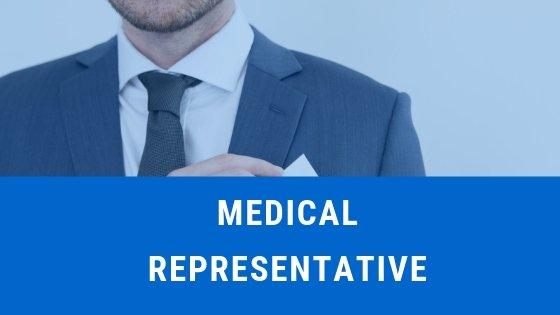 Role of Medical Representative - MR | Vibcare Pharma