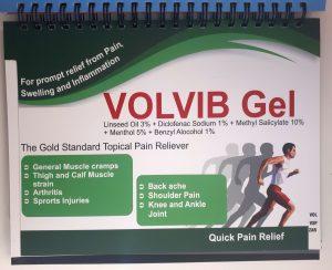 volvib pharma visual aid