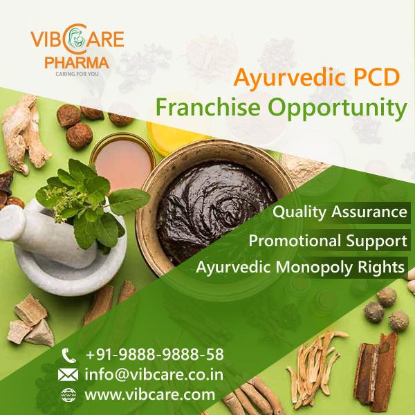 Ayurvedic PCD Franchise Opportunity